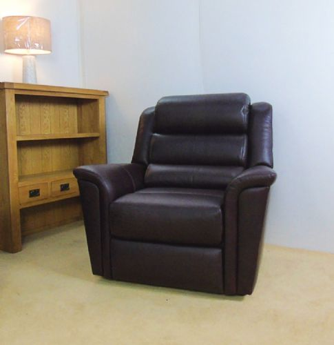 Colorado Leather Armchair